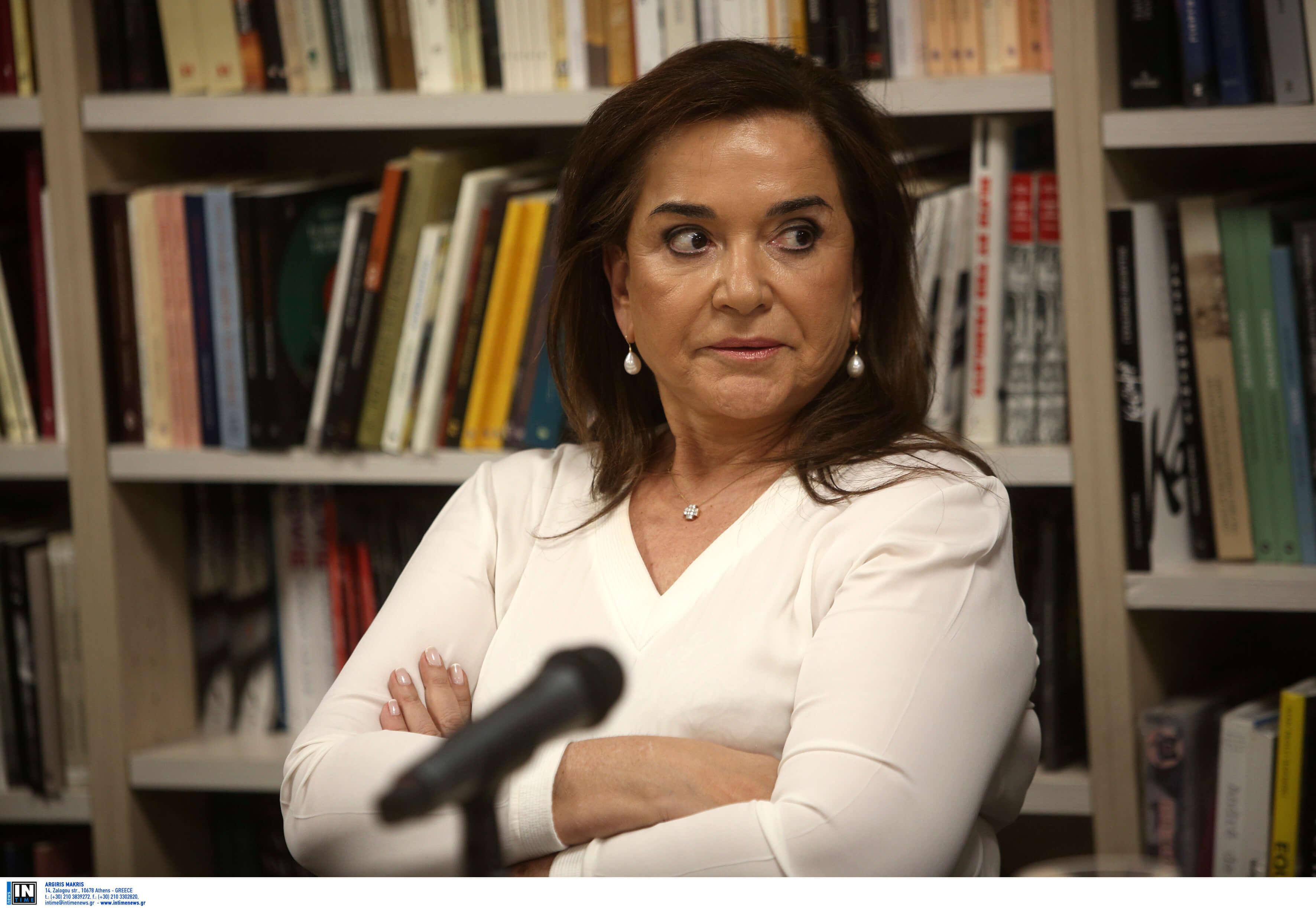 Δίκη Χρυσής Αυγής: Η Ντόρα Μπακογιάννη ρωτήθηκε για το ποια περιμένει να είναι η  απόφαση της ελληνικής δικαιοσύνης