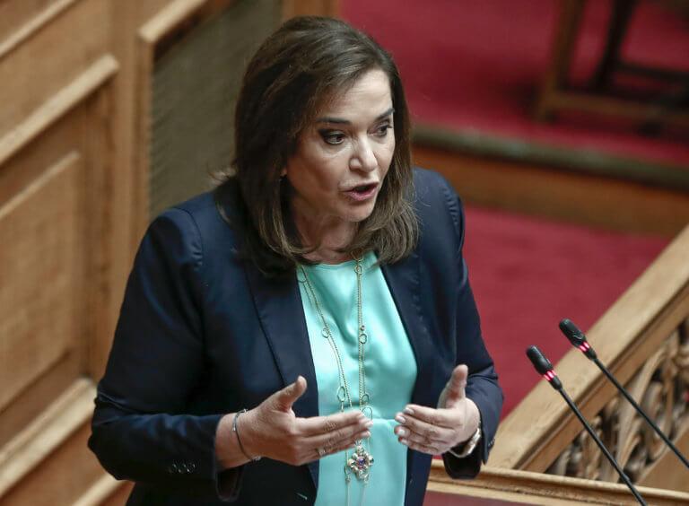 Εκλογές 2019 – Μπακογιάννη: Η ΝΔ θα διατηρήσει τον συντελεστή 6% σε φάρμακα, βιβλία και ενέργεια