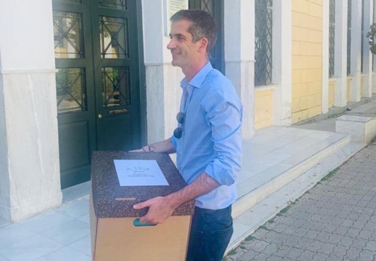 Δημοτικές εκλογές: Και επίσημα υποψήφιος ο Κώστας Μπακογιάννης