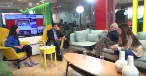 Εκλογές 2019: Ο υποψήφιος δήμαρχος Αγίας Παρασκευής, Γιάννης Μυλωνάκης μιλάει με δημότες