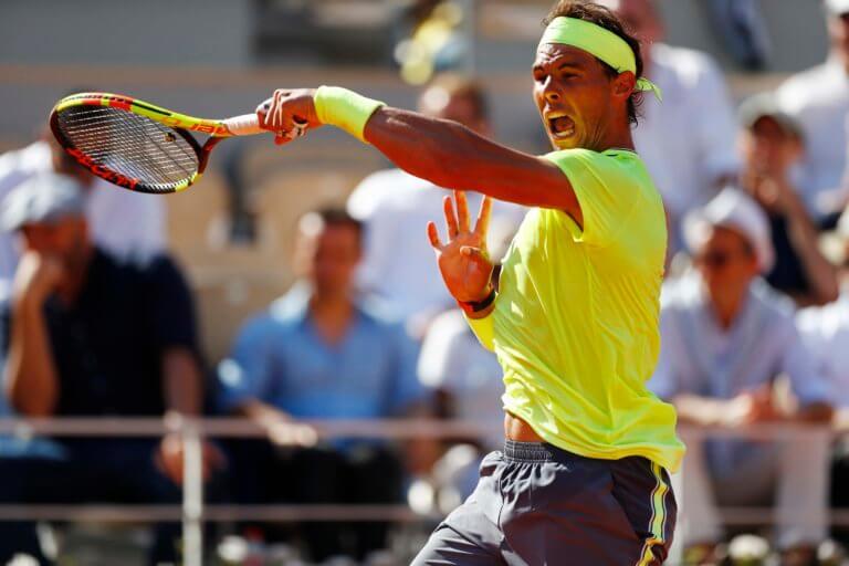 Roland Garros: Στα προημιτελικά με περίπατο ο Ναδάλ!