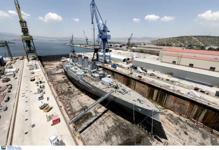 Το Εφετείο Αθηνών απέρριψε την έφεση των Ναυπηγείων Σκαραμαγκά