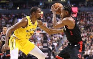 Γουόριορς – Ράπτορς: Το πρόγραμμα των τελικών του NBA!
