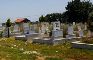 Μόνο ντροπή! Χρυσαυγίτες βανδάλισαν το μουσουλμανικό νεκροταφείο στην Αλεξανδρούπολη [pics]