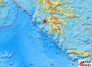 Κι άλλος σεισμός στην Ηλεία!