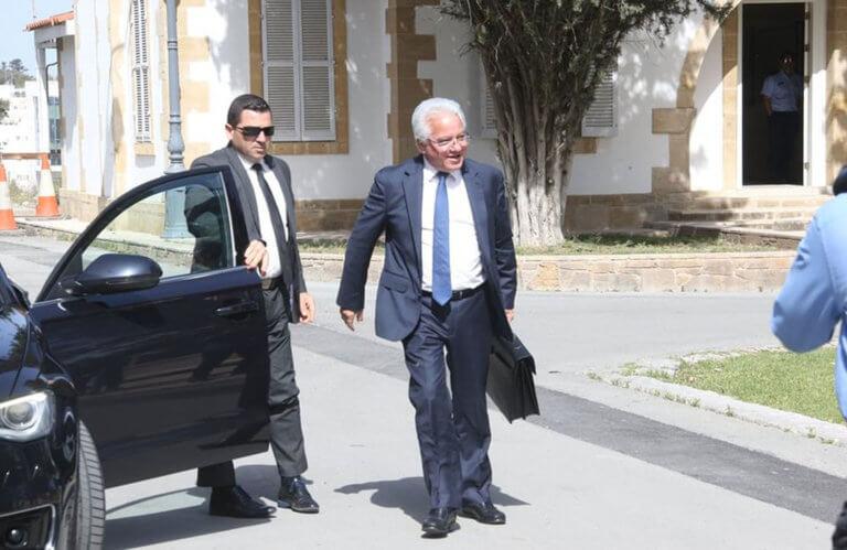 Κύπρος: Ο «Ορέστης»… παραίτησε τον υπουργό Δικαιοσύνης!