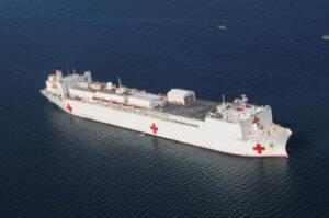 Βενεζουέλα: Στέλνουν νοσοκομειακό πλοίο οι ΗΠΑ