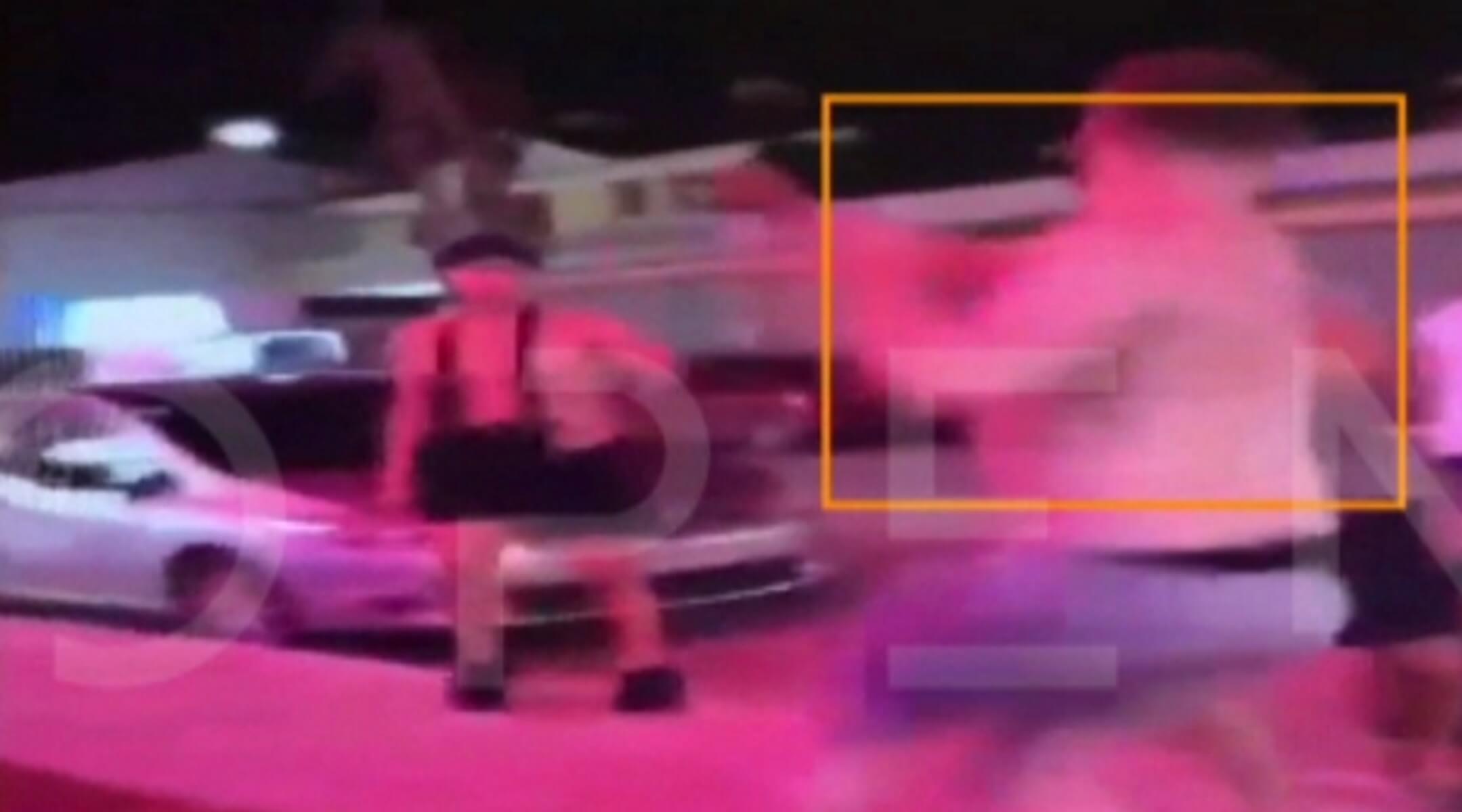 Βίντεο - Ντοκουμέντο! Η στιγμή της επίθεσης στο Λαγανά! Χαροπαλεύει ο 35χρονος πατέρας