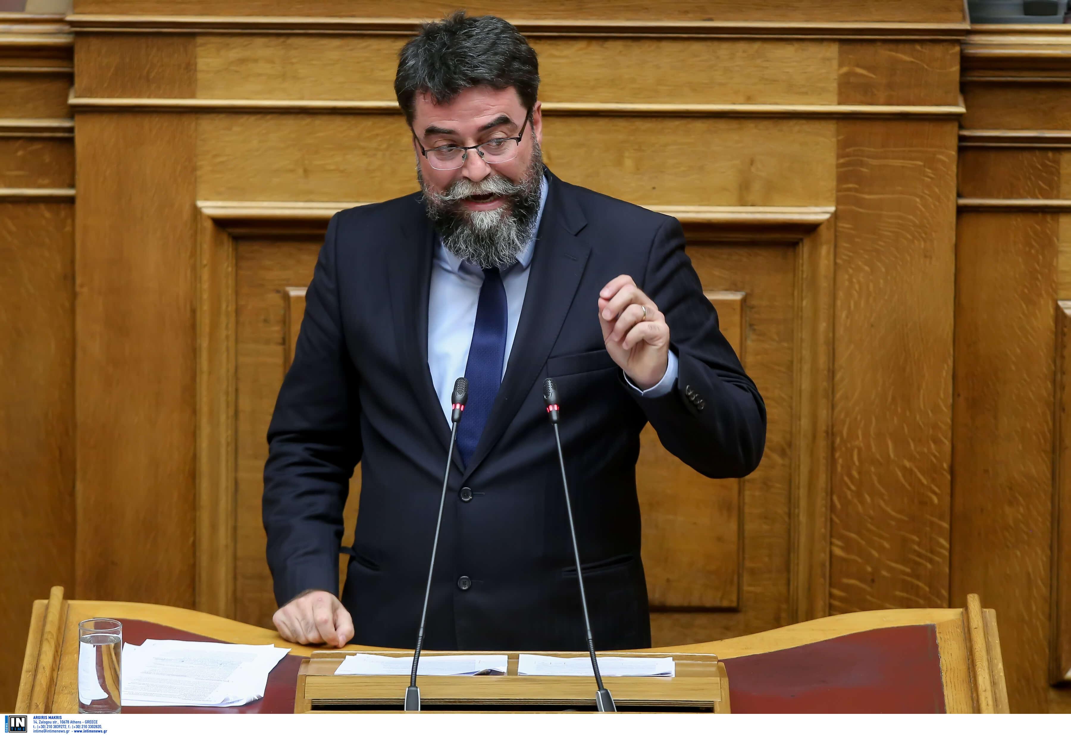 Οικονόμου: Δείγμα ανικανότητας της κυβέρνησης ΣΥΡΙΖΑ η ακύρωση δωρεάς του Ιδρύματος Σταύρος Νιάρχος