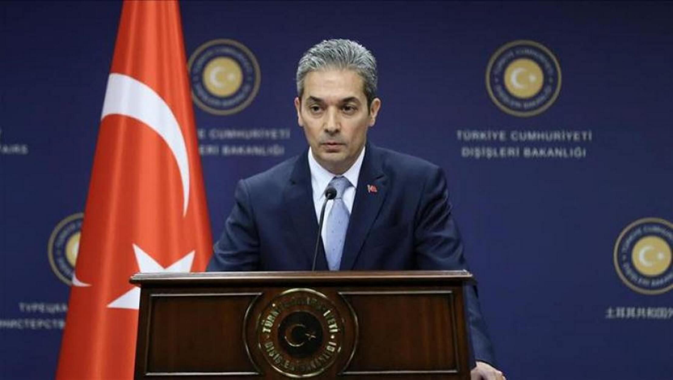 Τουρκικό ΥΠΕΞ: Αντί η Αθήνα να απαντά στις Navtex, ας απαντήσει στις εκκλήσεις μας για συνομιλίες