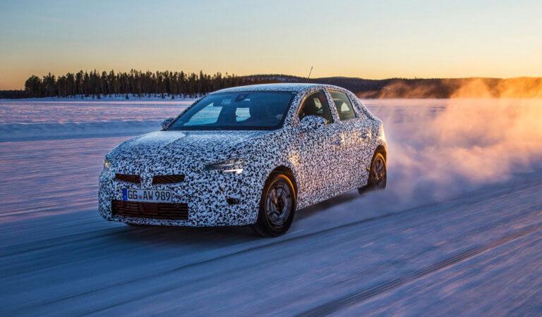 Στην τελική φάση δοκιμών το νέο Opel Corsa [vid]