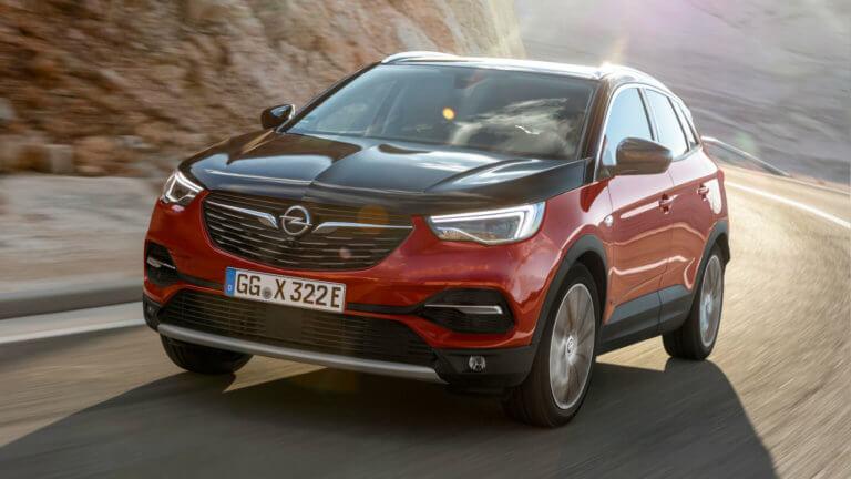 Νέο Opel Grandland X με 300 άλογα και κατανάλωση… παπιού!