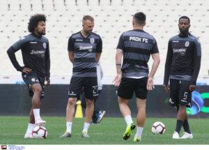 Τελικός Κυπέλλου 2019: Ολοκλήρωσε την προετοιμασία του ο ΠΑΟΚ – Ανήμερα του αγώνα η 18άδα