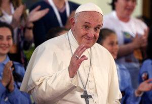 Ο Πάπας Φραγκίσκος επισκέπτεται αύριο τη Βόρεια Μακεδονία