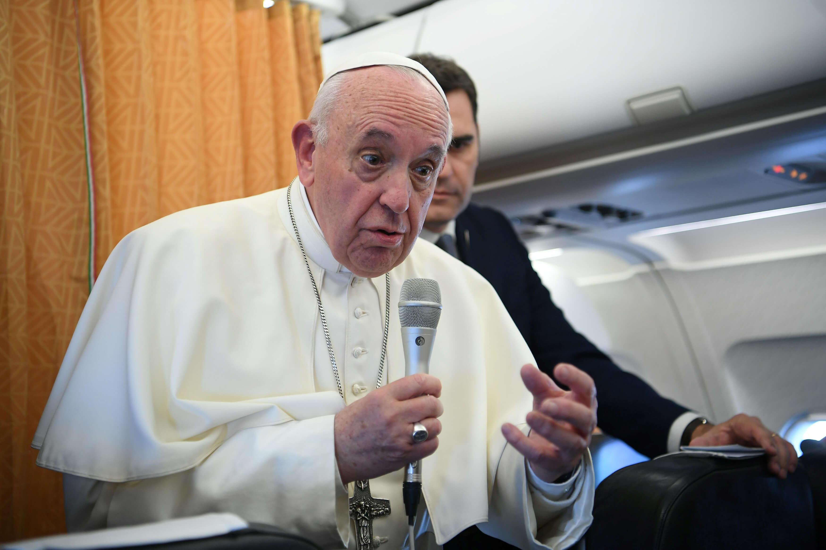 Ανυποχώρητος ο Πάπας Φραγκίσκος: Καμιά έκτρωση δεν είναι αποδεχτή