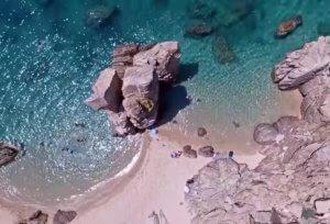 Χαλκιδική: Ο ανέγγιχτος παράδεισος στα σύνορα του Αγίου Όρους – Εικόνες που μαγνητίζουν