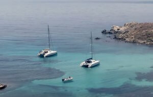 Μύκονος: Εικόνες που προβληματίζουν στη θάλασσα που λάτρεψαν η Μαριάννα Λάτση και η Μόνικα Μπελούτσι – video