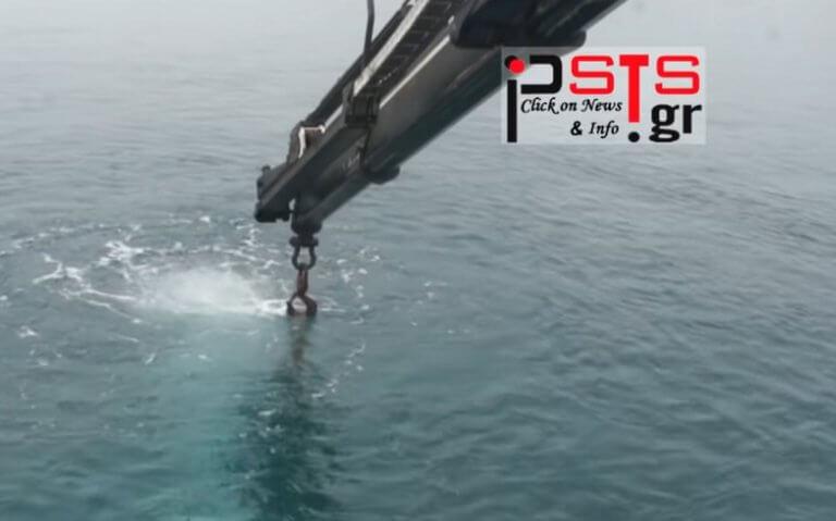 Πάρος: Εντυπωσιακές εικόνες στο λιμάνι της Παροικιάς – «Κόλλησαν» ακόμα και περαστικοί – video