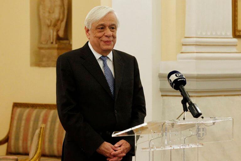 Παυλόπουλος: Η ελευθερία συνιστά για κάθε Έλληνα βιωματική αξία
