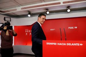 Ισπανία – εκλογές: Οι Σοσιαλιστές σε επικρατούν σε δέκα από τις δώδεκα περιφέρειες