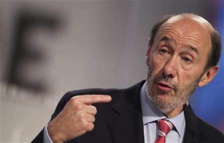 Ισπανία: Πέθανε ο πρώην πρόεδρος του Σοσιαλιστικού κόμματος