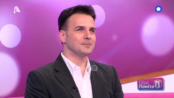 Ο Περικλής Στεργιανούδης έσπασε τη σιωπή του μετά από 10 χρόνια τηλεοπτικής αποχής!