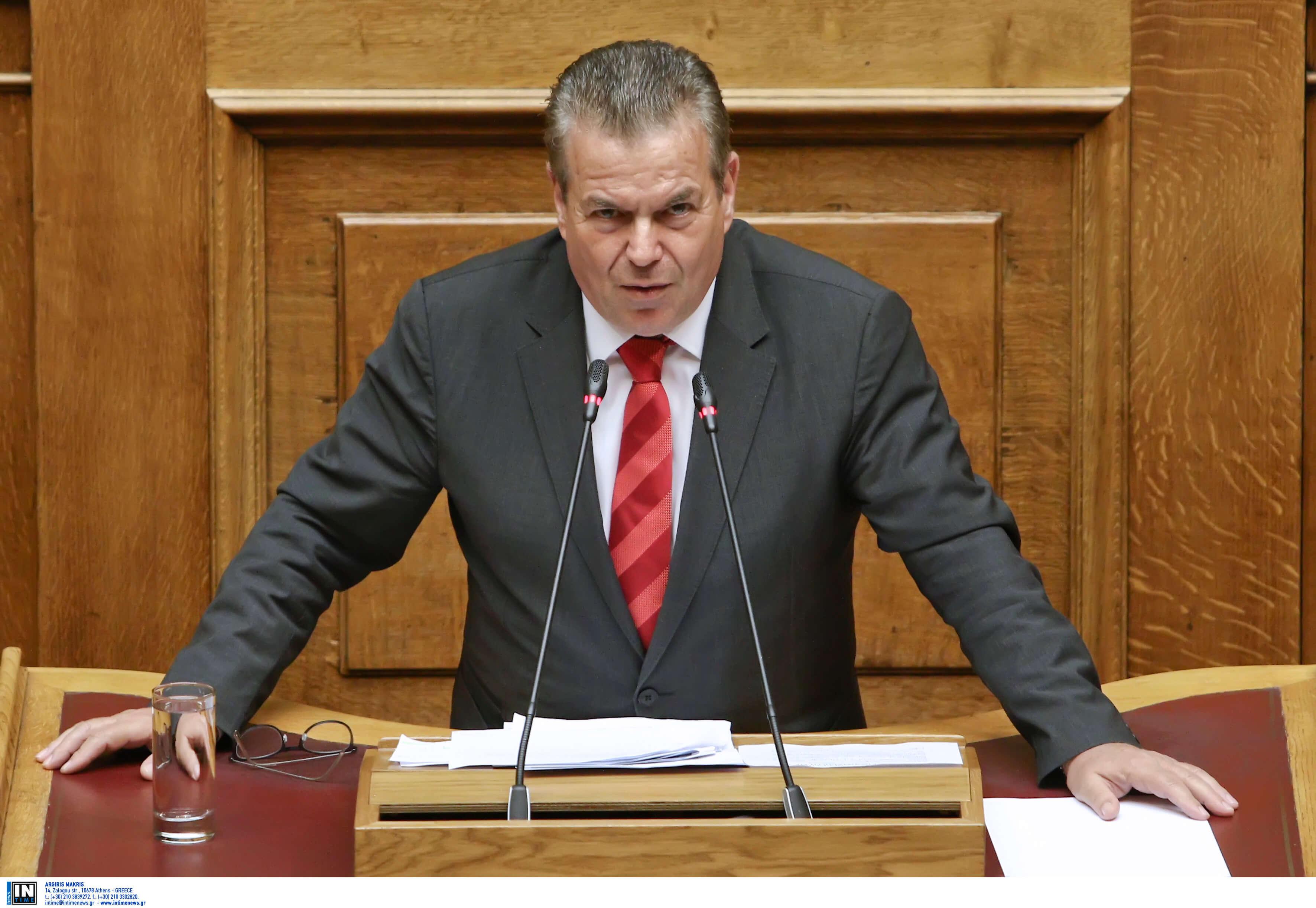 Πετρόπουλος: Στην κάλπη θα κριθεί αν μειωθούν ξανά οι συντάξεις