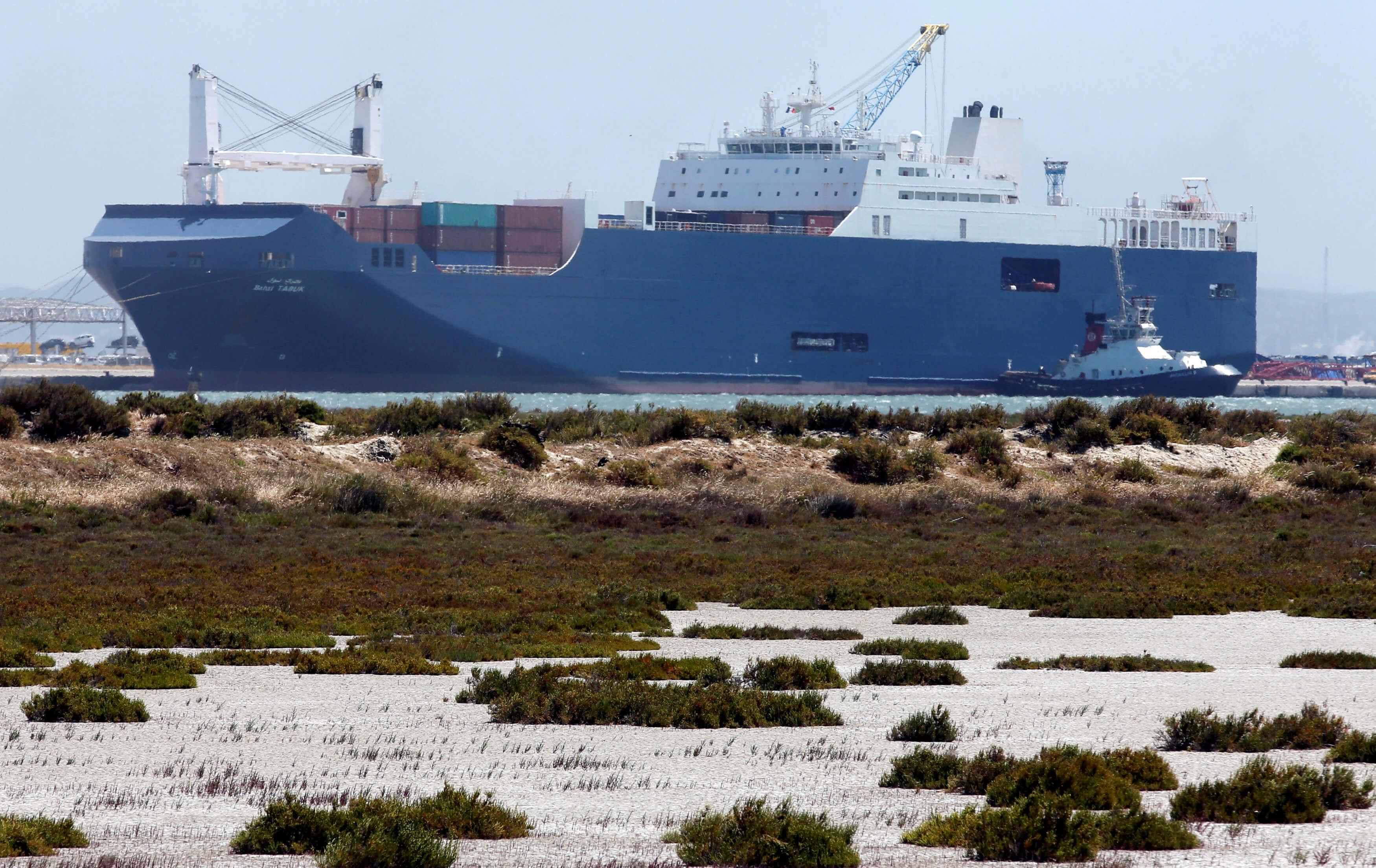 Μασσαλία: Τελικά Σαουδαραβικό πλοίο… φόρτωνε ηλεκτρογεννήτριες και όχι όπλα