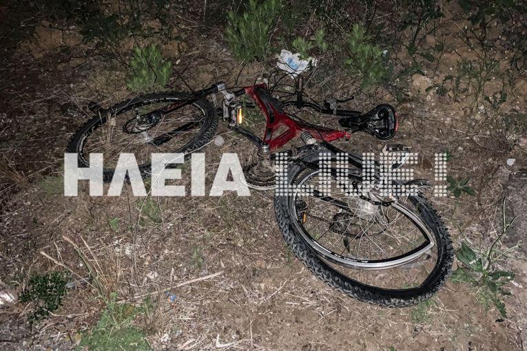 Αυτοκίνητο σκότωσε 16χρονο ποδηλάτη – Κατέρρευσαν οι γονείς του άτυχου παιδιού (pics)