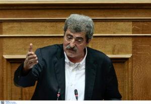 Πολάκης: Fake news η ακύρωση της δωρεάς του Ιδρύματος Σταύρος Νιάρχος