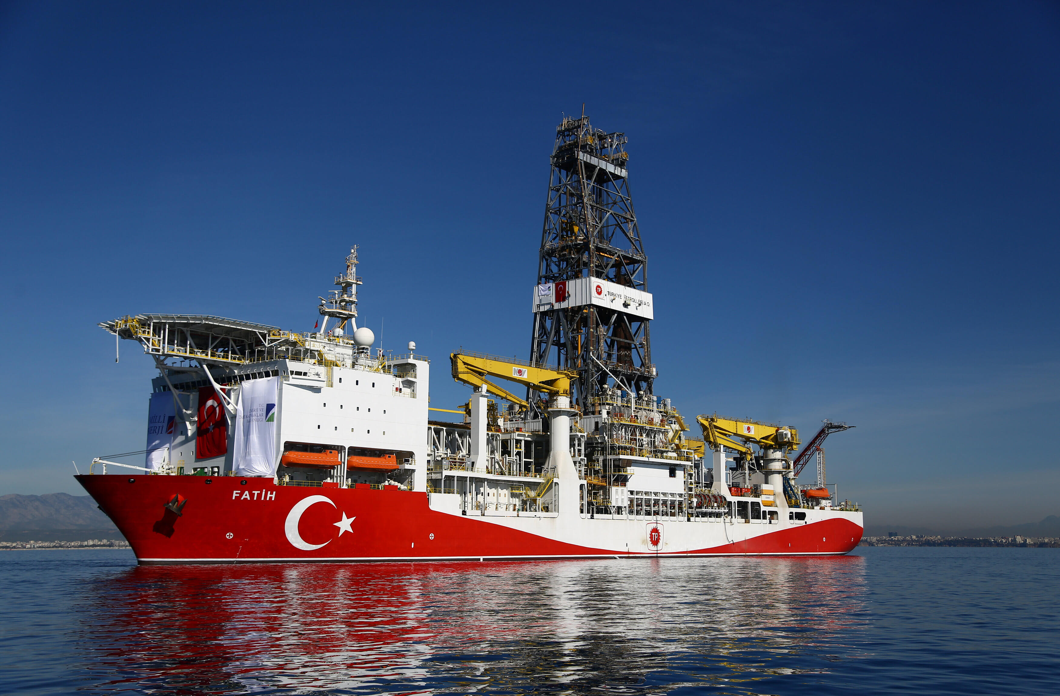 Γαλλία για έρευνες Κυπριακή ΑΟΖ