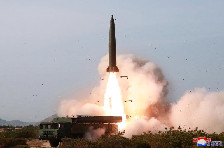 Βόρεια Κορέα: Η Πιονγκγιάνγκ δοκίμασε όπλο μεγάλου βεληνεκούς