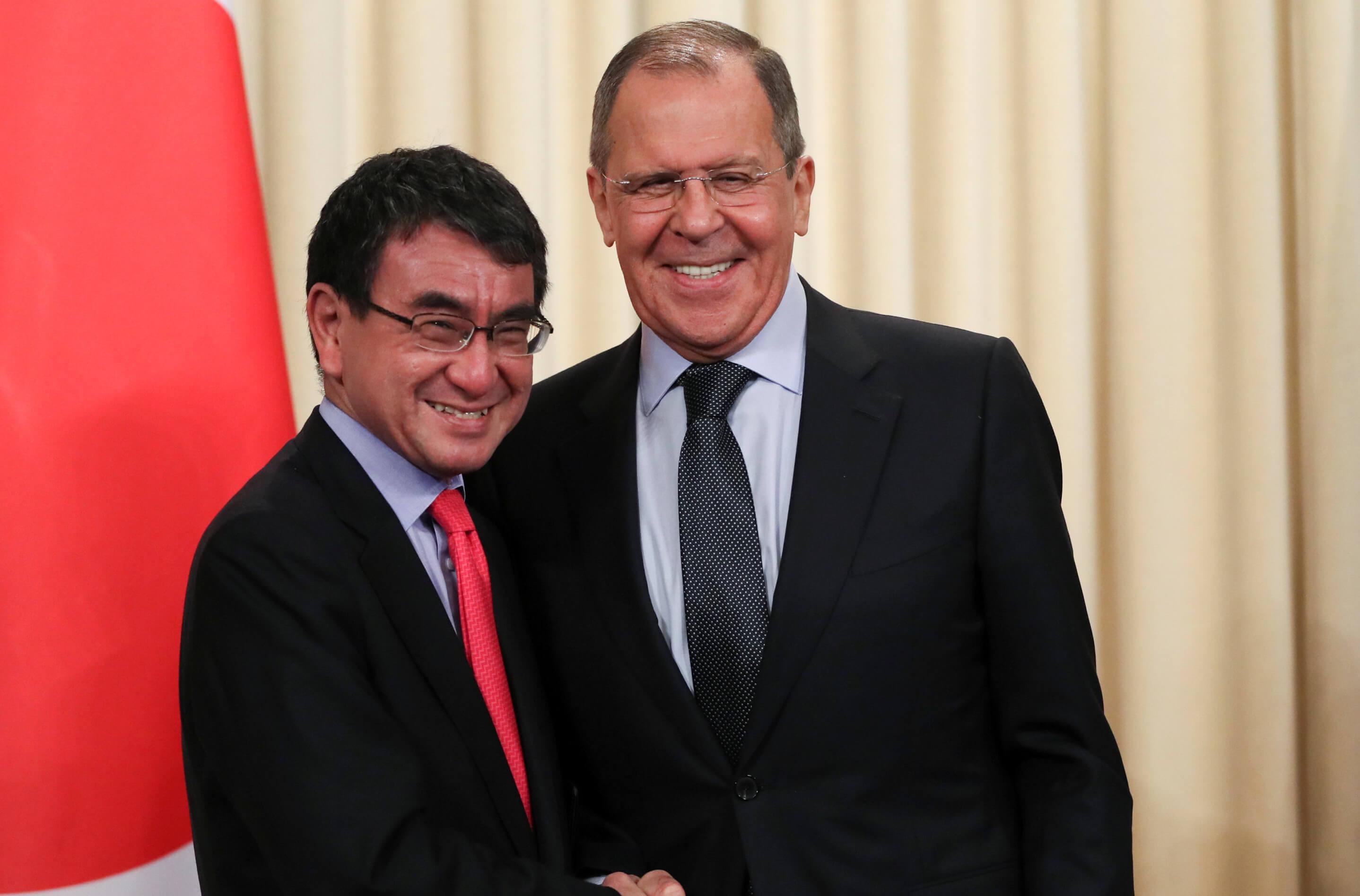 Τελικά… τζίφος – Καμία συμφωνία Ρωσίας – Ιαπωνίας για τις Κουρίλες νήσους
