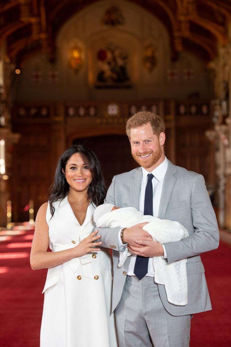 Αυτό είναι το μωρό της Μέγκαν και του Χάρι! 5