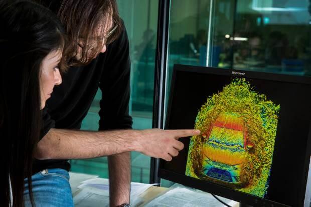 O νέος υπερυπολογιστής της SEAT έχει ισχύ 40.000 λάπτοπ! [vid]