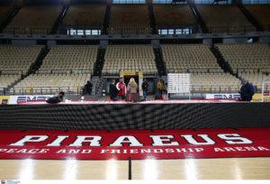 Ολυμπιακός: Χρέος μισό εκατομμύριο ευρώ στο ΣΕΦ!