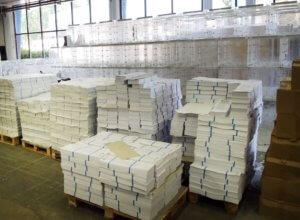 Εκλογές: 1.000 τόνοι χαρτιού θα χρειαστούν μόνο για τα ψηφοδέλτια της Θεσσαλονίκης