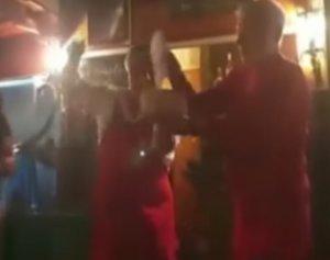 Σύμη: Tα έσπασε σε ταβέρνα Ρώσος μεγιστάνας – Νύχτα όνειρο και για τον ιδιοκτήτη της – video