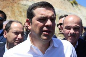 Τσίπρας: «Νέος ΒΟΑΚ χωρίς διόδια για τους Κρητικούς»!