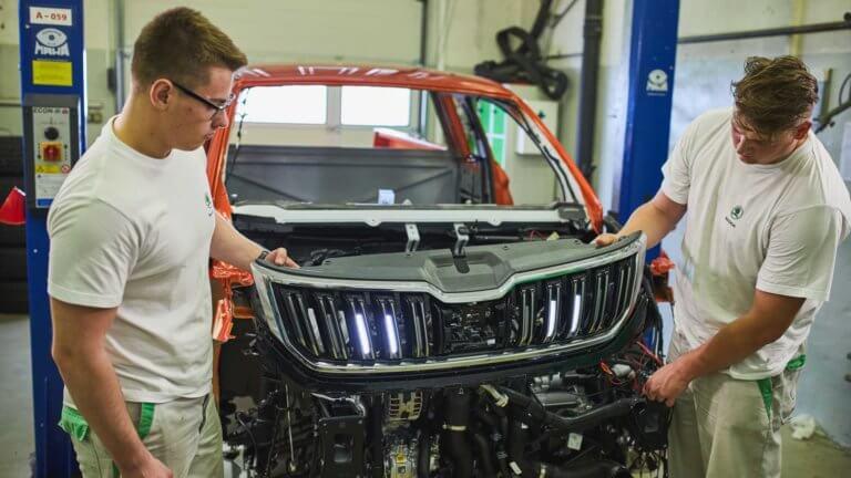 Μαθητές σχεδιάζουν το επόμενο Škoda! [pics]