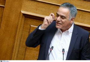 """Ψήφος εμπιστοσύνης: """"Πόλεμος"""" Σκουρλέτη στην… πέτσινη ΝΔ!"""