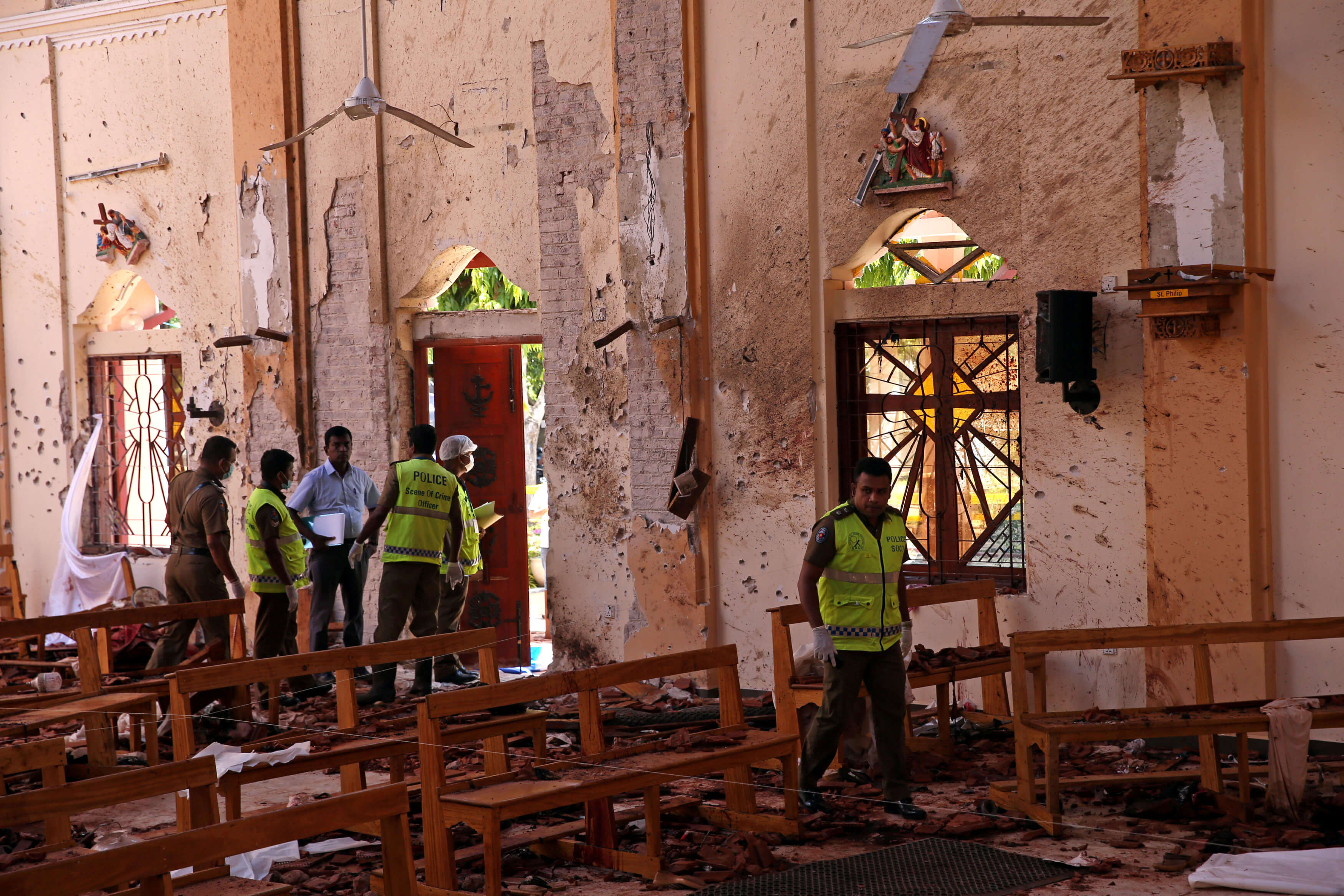 Σρι Λάνκα: Ο εγκέφαλος των βομβιστικών επιθέσεων πιθανόν να είναι ξένος
