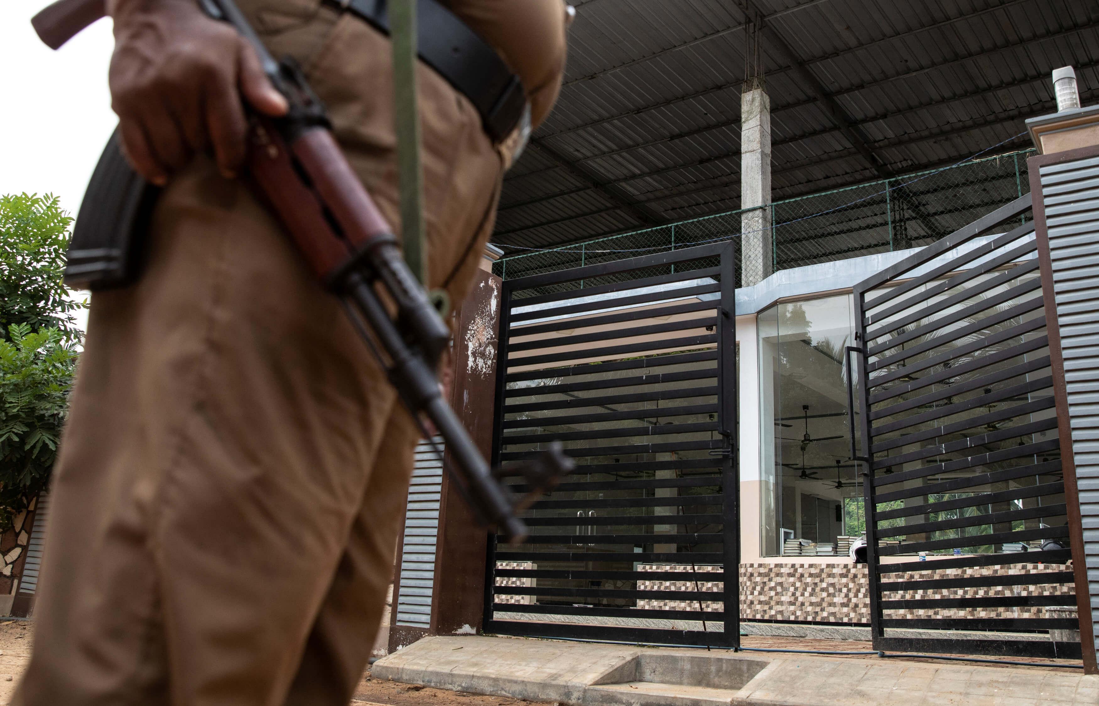 Ο τρόμος «βασιλεύει» στη Σρι Λάνκα – Δεν αποκλείουν νέες επιθέσεις οι αρχές