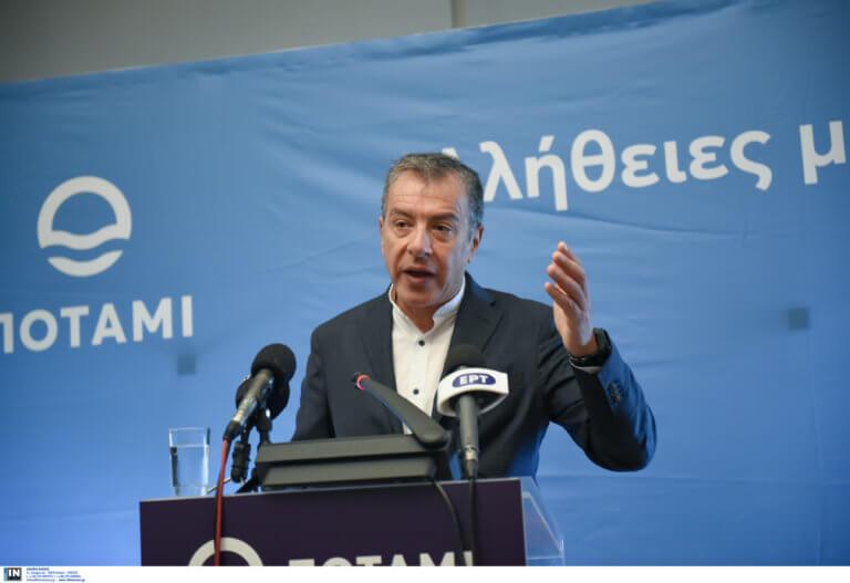 Παραιτείται ο Σταύρος Θεοδωράκης - Δεν κατεβαίνει το «Ποτάμι» στις εκλογές
