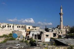 Συρία: Εννιά άμαχοι νεκροί από βομβαρδισμούς