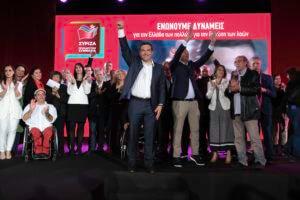 Ευρωεκλογές 2019: Αυτοί είναι οι 4 υποψήφιοι του ΣΥΡΙΖΑ που προηγούνται στις δημοσκοπήσεις