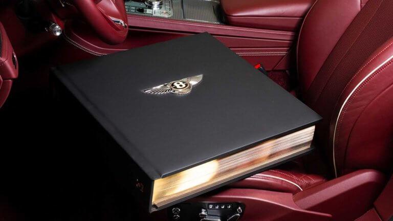 Εσείς πόσα θα πληρώνατε για ένα βιβλίο με την ιστορία της Bentley;