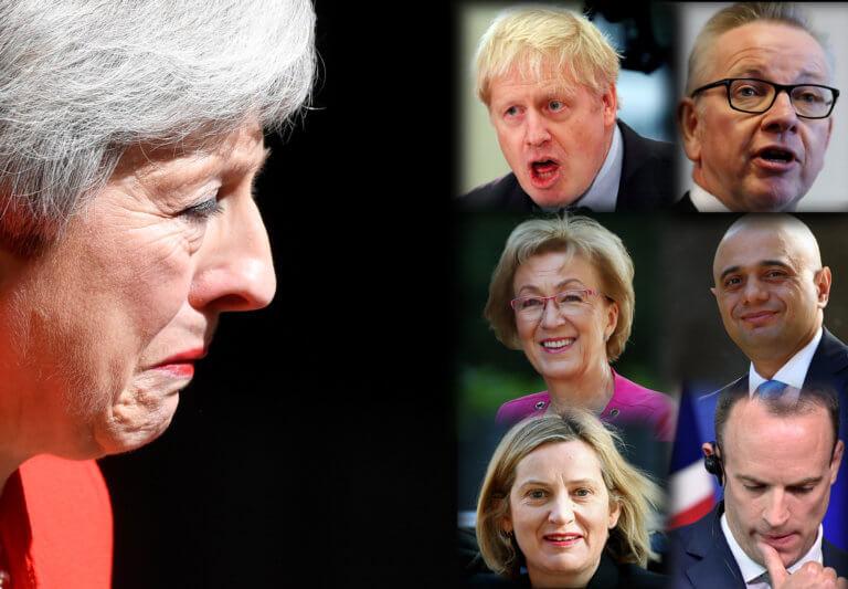 Τερέζα Μέι: αυτοί είναι οι πιθανοί διάδοχοί της – Ζητάει εκλογές ο Κόρμπιν