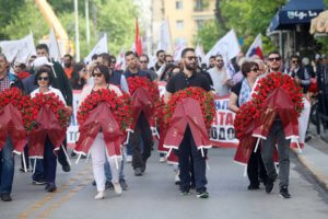 Πρωτομαγιά 2019: Συγκεντρώσεις και πορείες στη Θεσσαλονίκη