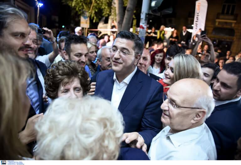 Αποτελέσματα εκλογών: Στο 62,12% το ποσοστό του περιφερειάρχη Κεντρικής Μακεδονίας Τζιτζικώστα